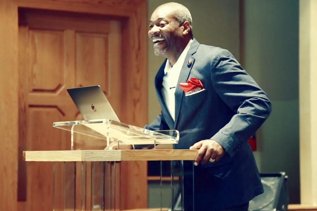 Pastor Brian O'Neil